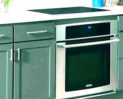 single wall oven cabinet base double microwave and combo dimensions