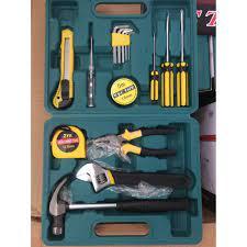 Bộ dụng cụ sửa chữa 16 món đa năng bằng thép