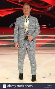 Rome: Rai Auditorium. Second episode Dancing with the stars. In the  picture: Paolo Belli Stock Photo - Alamy