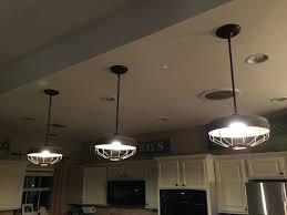 repurposed lighting. Chicken Feeder Pendant Light - Repurposed Industrial Fixture Entire And Cage 15\u0027 Cord Lighting L