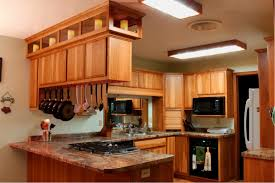 Hickory Wood Kitchen Cabinets E39