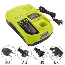 Ryobi P117 No Lights Us 22 39 30 Off For Ryobi P117 12v 18v Lithium Nickel Universal Battery Charger With Usb Interface In Tool Parts From Tools On Aliexpress Com