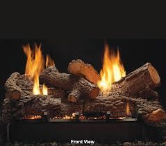empire rock creek 24 see thru vent free gas logs