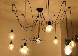 chandelier edison bulb chandelier inspiring with bulbs rustic inside light for chandeliers idea orb chandelier edison