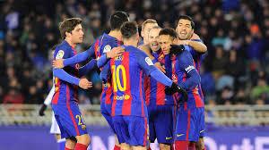 real sociedad vs barcelona live copa del rey latest news as