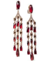 clip on chandelier earrings view fullscreen