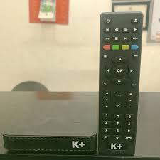 Điều khiển tivi Box k+ HD-Remote tivi Box K+ HD, giá tốt nhất 150,000đ! Mua  nhanh tay!