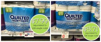Michelle, I Heart Publix & Grab your Quilted Northern coupons and pick up a nice price on TP at  Publix. There are two deals and you'll have to decide if you want a better  price per ... Adamdwight.com