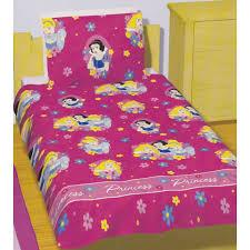 disney princess pretty pink quilt cover