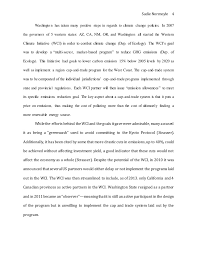 political science cap and trade essay for scholarship 4