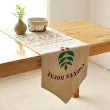 vintage table runners vintage table runner cloth dining table mat coffee tea table tablecloth bar restaurant decoration home