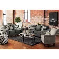 Value City Living Room Furniture Furniture Colette Gray Sofa Value City Furniture Also Click To