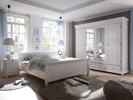 Oxford Komplett Schlafzimmer Material Massivholz Kiefer Weiss