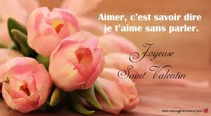 Phrases Damour Pour La Saint Valentin Message Damour