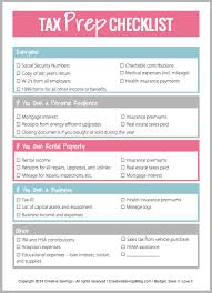 tax preparation checklist excel tax prep checklist cheat sheets money and money saving tips