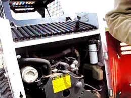 bobcat 642 changing the spark plugs youtube bobcat 642 wiring diagram bobcat 642 changing the spark plugs
