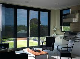 solar shades for sliding glass doors medium size of panel track shades solar shades