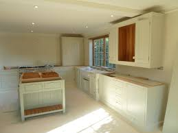 kitchen cabinet spray paintGrey Stained Mahogany Wood Kitchen Cabinet With Storage And