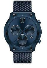 movado men s watches new used luxury vintage new movado bold men s watch 3600403