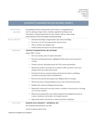Job Description Of Business Administration Download Contract