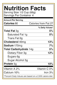 calories 5 grams protein 3 grams fat 11 grams of net carbs