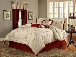 Elegant Bedroom Theme Setting With Luxury Bedding Sets With Matching  Bedroom Curtain Sets Designs