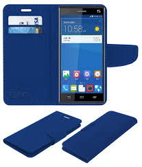 ZTE Star 1 Flip Cover by ACM - Blue ...