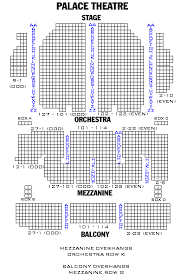 Shubert Theater Nyc Seating Chart Broadway London And Off Broadway Seating Charts And Plans