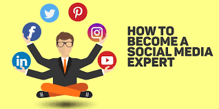 how to become a social media manager how to become a social media expert