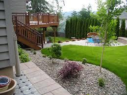 Images About Landscaping Ideas On Pinterest Concrete New Home - Home landscape design