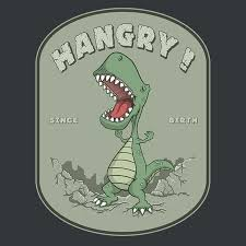 Hangry Since Birth