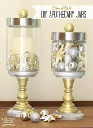 Apothecary Jars Christmas Decorations DIY Apothecary Jars Easy Christmas Decorations Passion for Savings 65