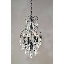 black and crystal chandelier living mesmerizing black mini chandelier beautiful crystal for your small home modern black and crystal chandelier