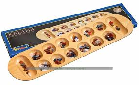 Wooden Game With Marbles The Rules of Mancala 41