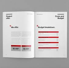 design proposal layout kinney on behance print magazine layout catalogue pinterest