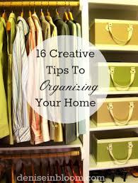 Creative Organizing Ideas organizing home ideas. home organizing ideas1011.  diy home