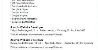 Free Resume Database Classy 40 Free Resume Database For Recruiters Free Resume