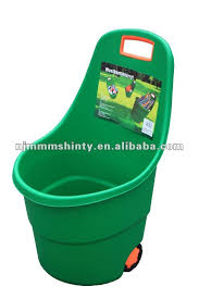 garden bucket. Wheel Trolley Garden Bucket D