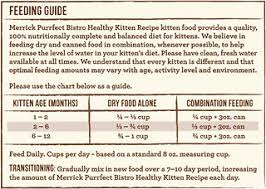Merrick Purrfect Bistro Grain Free Healthy Kitten Recipe Dry Cat Food 7 Lb Bag