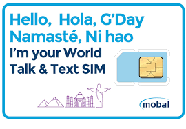 International Sim Card For Calls Texts And Data When Roaming