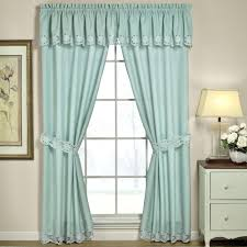 office drapes. Astounding Decoration Modern Minimalist Room Interior With White Wall Ideas And Blue Curtain Drapes For Drapery Color Basement Home Office