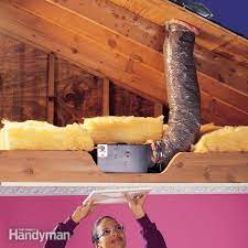How To Install A Bathroom Fan Diy Family Handyman
