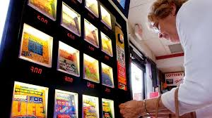 Lottery Vending Machines Near Me Magnificent Kansas Legalizing Vending Machine Sales Of Lottery Tickets