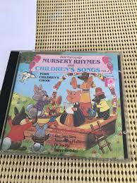audio cd nursery rhymes and children