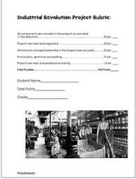 industrial revolution for kids the people and technology that  industrial revolution enrichment writing research projects