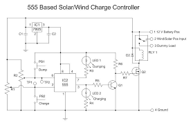 solar panel charge controllers solar panels solar panels forum here is the schematic
