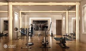 Home Gym Lighting Ideas Useful Ideas For Home Gym Interior Design
