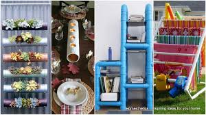 21 amazing diy pvc pipes projects that will blow your mind
