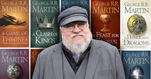 Image result for Game of Thrones George R.R. Martin's