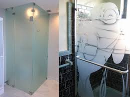 etched glass shower doors7